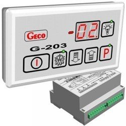 Electronic thermostat GECO G-203 P00
