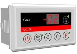 Electronic thermostat GECO GC209.02
