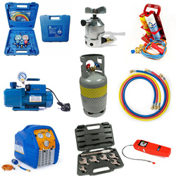 F-gases equipment set PROFESSIONAL