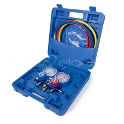 Pressure Gauge Set VALUE VMG-2-R410A-02