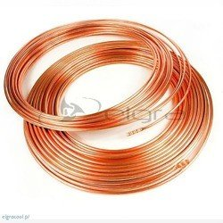 Soft copper tube 18 x 1 (25mb)