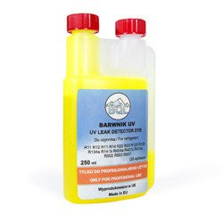 Yellow UV leak detector dye 250ml