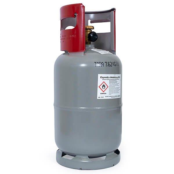Refrigerant bottle for R32 12 kg - Shop