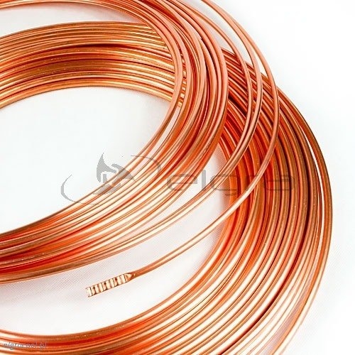 Soft copper tube 10 x 1 (35rm)