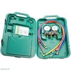 Manometerset REFCO BM2-3-DS-CLIM