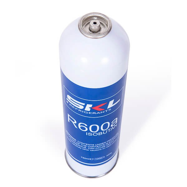 Kältemittel (Gas) R600A 750 ml / 420 g